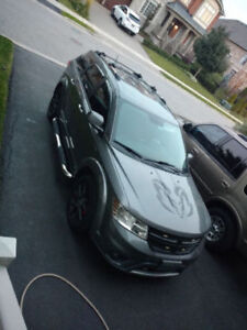 2012 Dodge Journey R/T - RARE Brown Seats 15 MONTH FULL WARRANTY