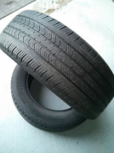 215 55 17 MICHELIN PRIMACY MXV4 93V U.S.A RES 5/32+ $158.00 Neg