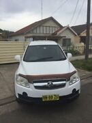 2007 Holden Captiva CG MY08 SX White 5 Speed Manual Wagon Yagoona Bankstown Area Preview