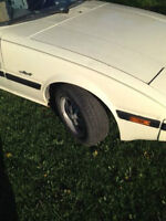 Selling large assortment of Mazda RX7 parts 79-85 1st Gen.