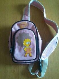Lisa simpson nintendo ds bag bargain!!!!