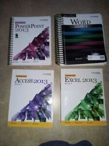 MICROSOFT OFFICE 2013 BUNDLE WORD EXCEL POWERPOINT ACCESS SLC