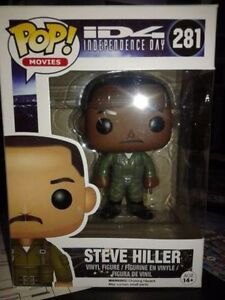 ID4 Independence Day Steve Hiller Funko POP Vinyl Figure Cambridge Kitchener Area image 1