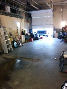 Warehouse/ Garage Space For Rent