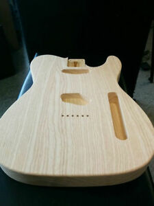 Telecaster Body Fender ALL Parts