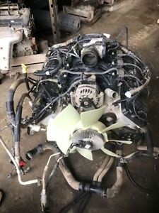 2015 FORD 6.2 COMPLETE ENGINE F-250 F-350