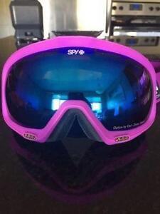 Spy Ski/Snowboard Goggles