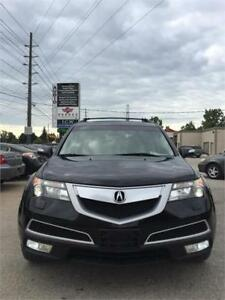 2010 Acura MDX Tech Pkg.7 PASS!NAVI!LOW 177KMS!CERTIFIED!