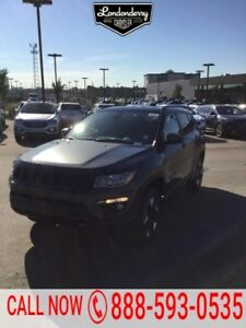 2018 Jeep Compass 4X4 TRAILHAWK