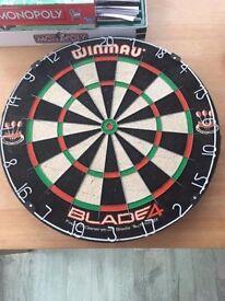 Winmau Blade 4 Darts Board