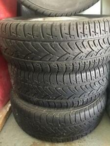 Tires for Honda Accord