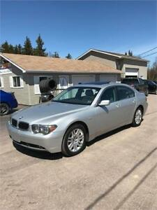 2005 BMW 7 Series 745i SPRING SPECIAL!!!!!!! WOW!!!$100,000+ NEW