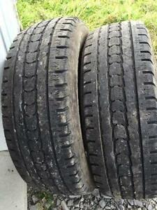 LT 245/70R17 Firestone Winterforce LT 10ply