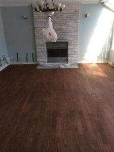 Professional Hardwood and Laminate Floor Installations Kitchener / Waterloo Kitchener Area image 8