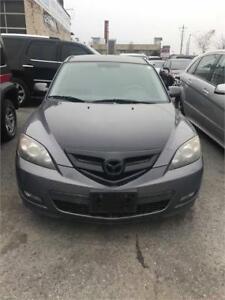 2009 Mazda3 GX