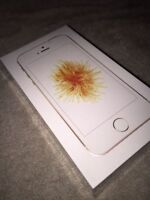Brand New.  Never Used iPhone SE (2016) 64GB