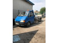 ford transit recovery tax and mot