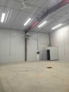 Heated Storage Bays