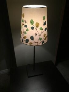 Colourful Table Lamp
