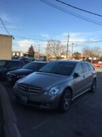 2006 Mercedes-Benz R-500 4matic SUV, Crossover