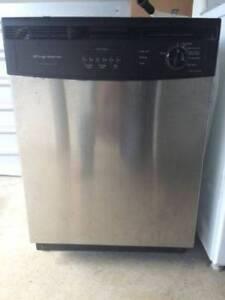 Used Frigidaire Stainless Steel dishwasher $235/=...647 970 1612
