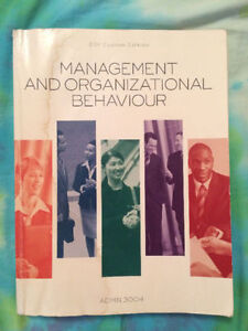 Red River College Management and organizational behaviour