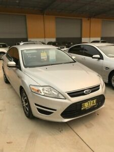 2011 Ford Mondeo MC LX Silver 6 Speed Sports Automatic Hatchback Seven Hills Blacktown Area Preview