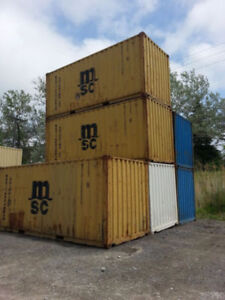 Used Sea Cans / Shipping Container Sales & Delivery