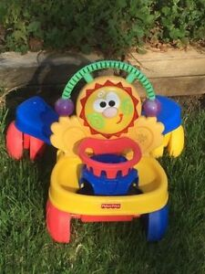 Fisher Price Ride-On Toys