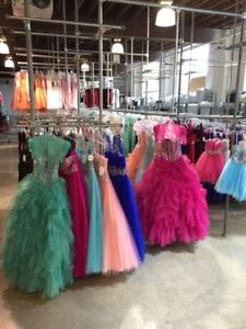Bridesmaid Dresses Under $200 in our 10,000 Sqft Bridal Salon