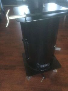 Potbelly Wood Stove *10gauge steel body
