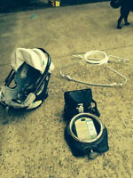 Orbit Baby Stroller System. - ALL INCUDED