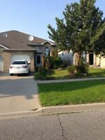 3Bed, 2Bath, Raised Ranch, semi detached for $1300 from Sept 1st