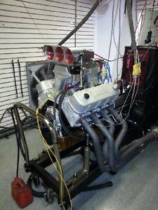 572cI big block Chevrolet