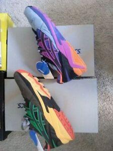 "Packer Shoes x Asics "" A.R.L.T "" Vol 1 & 2"