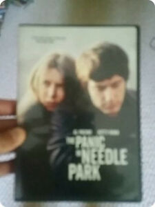 The Panic in Needle Park - Great movie with Al Pacino