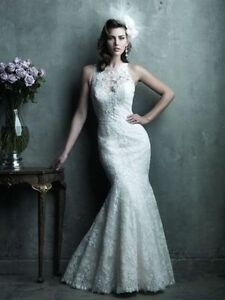 Allure Bridal Wedding Dress - STUNNING