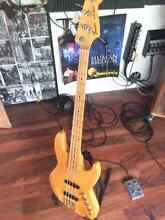 Fender jazz bass Lutwyche Brisbane North East Preview