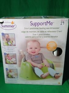 SUMMER SUPPORT ME 3 IN 1 POSITIONER FOR BABIES