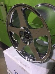 """17"""" Ford Mustang Rim and Tire Package at New2You Tire"""