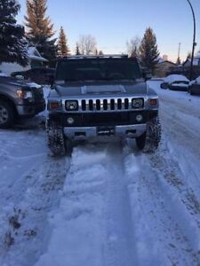 2005 HUMMER H2 Chrome SUV, Crossover Fully Loaded 19,999$ OBO