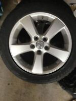 17'' alloy rim from Toyota rav4 and tire pressure monitor system