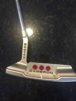 Titleist Scotty Cameron Studio Stainless. Only $265!!