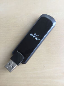 Huawei E1691 Wind Mobile Internet USB Stick for Notebook/Tablet