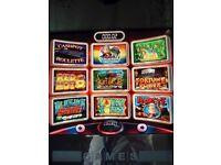 £400 Jackpot, Fireball TT, Touch Scree Fruit Machine
