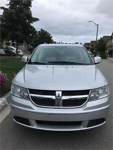 2009 Dodge Journey SXT,PL,PW,AC,SUNROOF , 7 PASS CERTIFIED