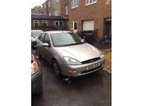 """Ford Focus saloon mot July"""" full leather"""" £180"""