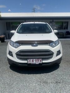 2015 Ford Ecosport BK Ambiente PwrShift Diamond White 6 Speed Sports Automatic Dual Clutch Wagon Mount Pleasant Mackay City Preview