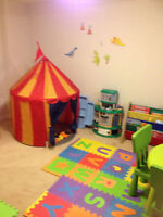 Private Daycare Findlay creek Ottawa South