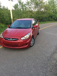 2012 Hyundai Accent Low Km's great shape